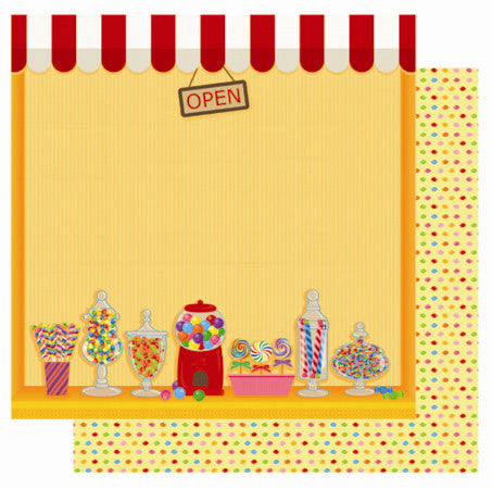 Best Creation - Candy Shop - Candy Shop Window