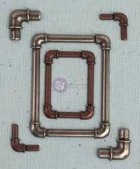 Prima - Junkyard Findings - Water Pipe Frames