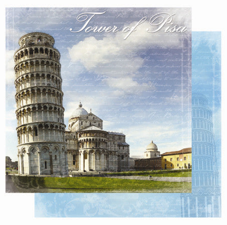 Best Creation - Europe - Leaning Tower of Pisa