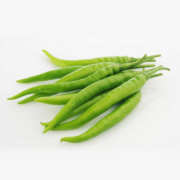 Light Green Chilli