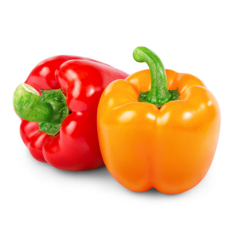 Coloured Bell Peppers