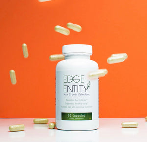 Edge Entity Hair Growth Stimulant- Capsules (Adult Use Only)