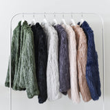 Ethically sourced dyed Rabbit Furs