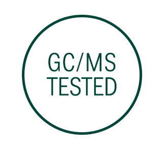 GC/MS Tested