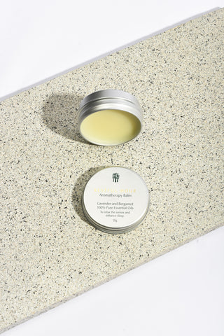 Restful Hour Aromatherapy Balm - Banyan Tree Gallery