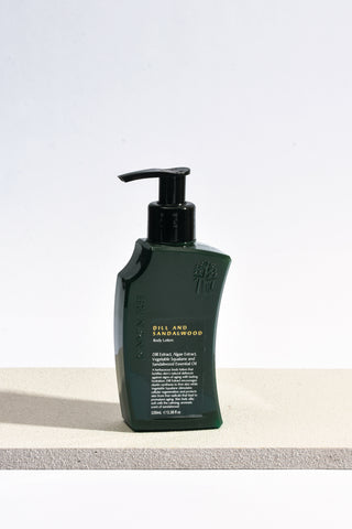 Dill and Sandalwood Body Lotion - Banyan Tree Gallery