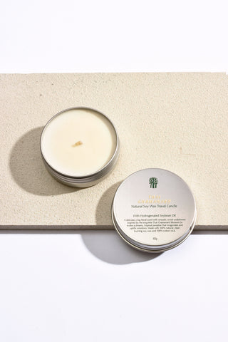 Citronella and Lavender Natural Soy Wax Travel Candle