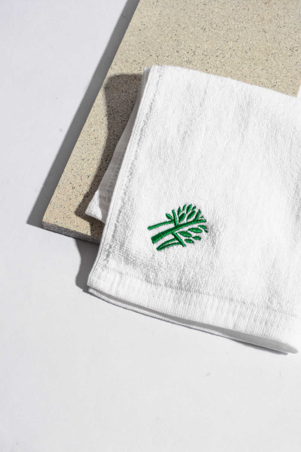 100% Cotton Face Towel - Banyan Tree Gallery