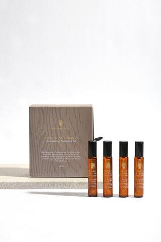 A Wellness Journey Aromatherapy Perfume Oil Set - Banyan Tree Gallery