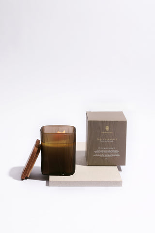 Clove and Mandarin Natural Soy Wax Candle 200g