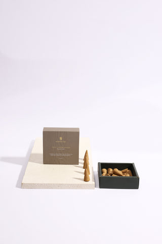 Sandalwood Travel Incense Stick Kit
