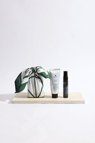 Hand lotion and aromatherapy serum set by Banyan Tree Essentials
