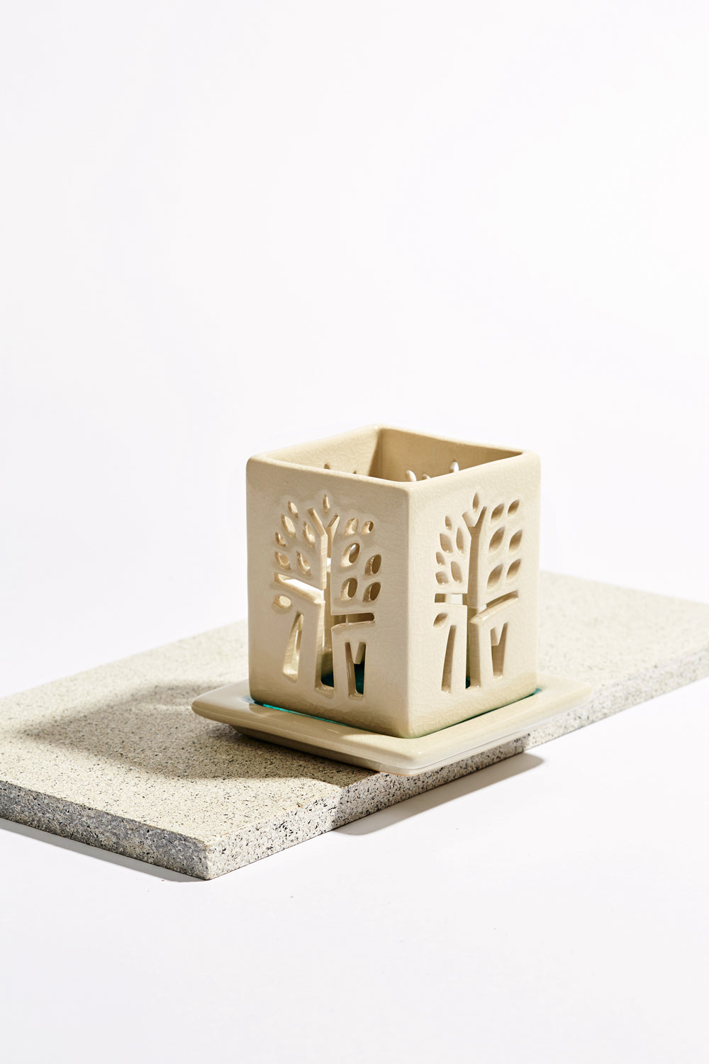 Banyan Tree Candle Holder - S - Banyan Tree Gallery