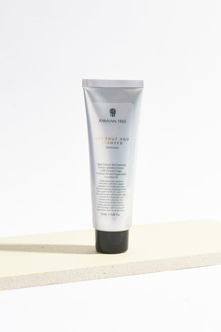 Coconut and Seaweed Sunscreen SPF 50 PA++++ - Banyan Tree Gallery