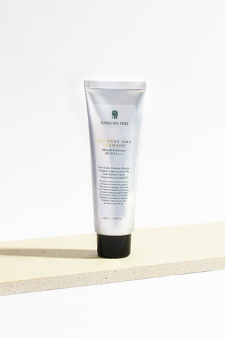 Coconut and Seaweed Mineral Sunscreen SPF 30 PA+++