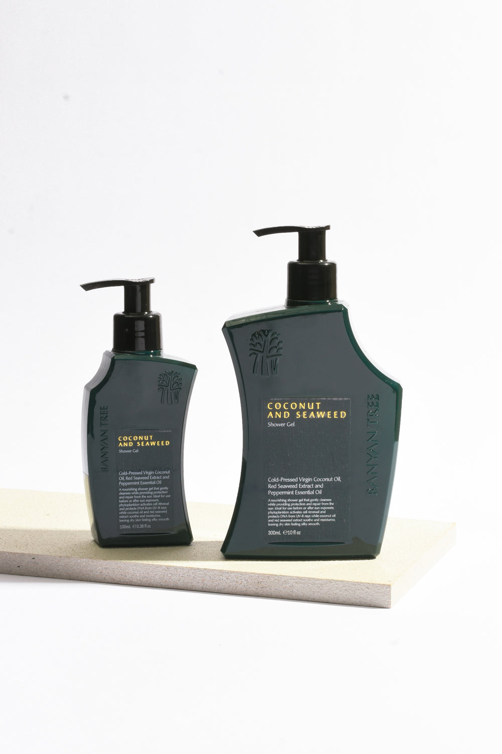 Coconut and Seaweed Shower Gel - Banyan Tree Gallery