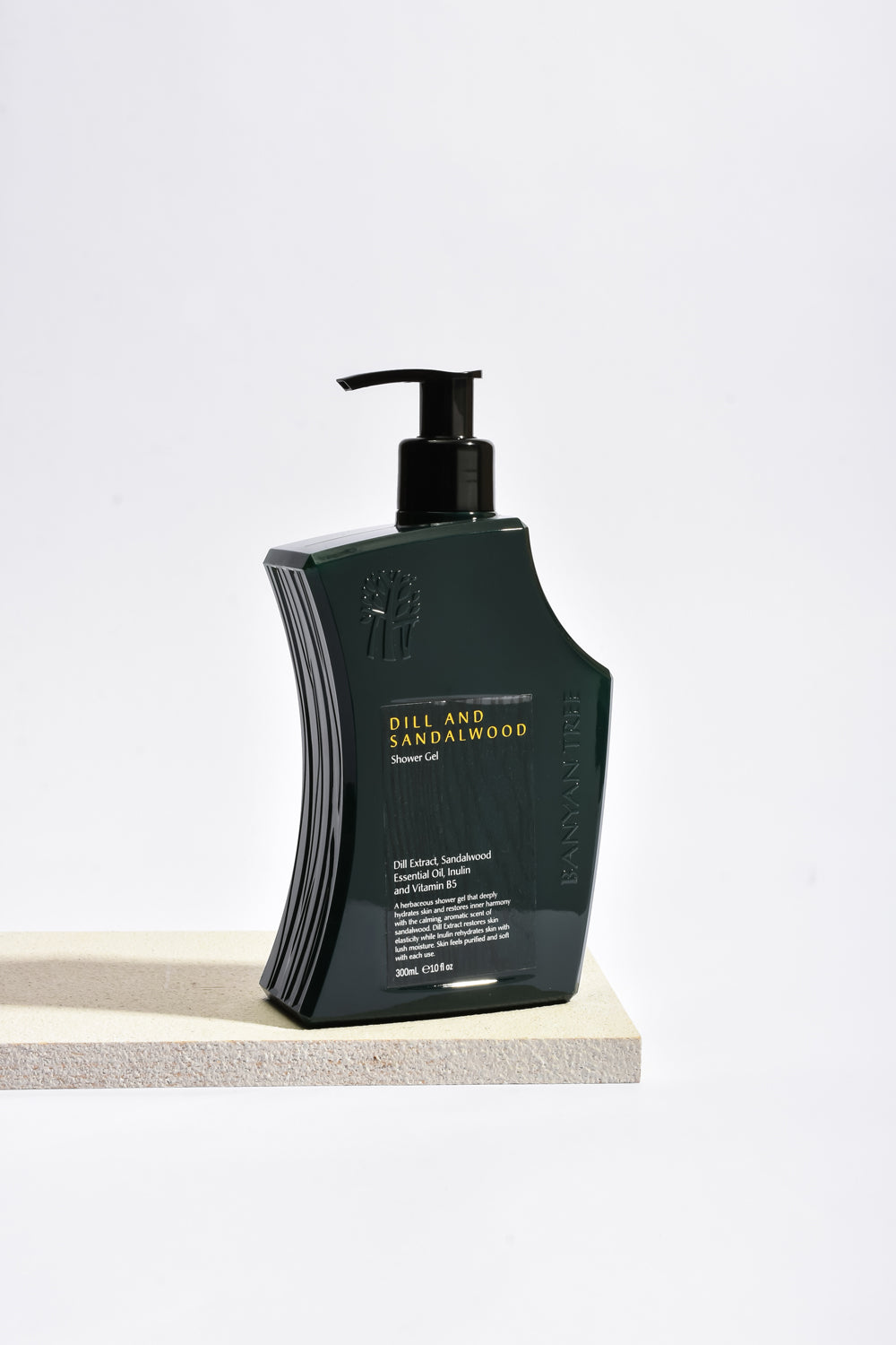 Dill and Sandalwood Shower Gel - Banyan Tree Gallery