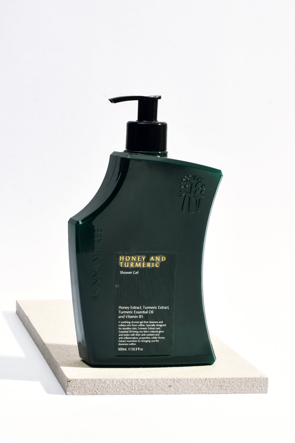 Honey and Turmeric Shower Gel - Banyan Tree Gallery