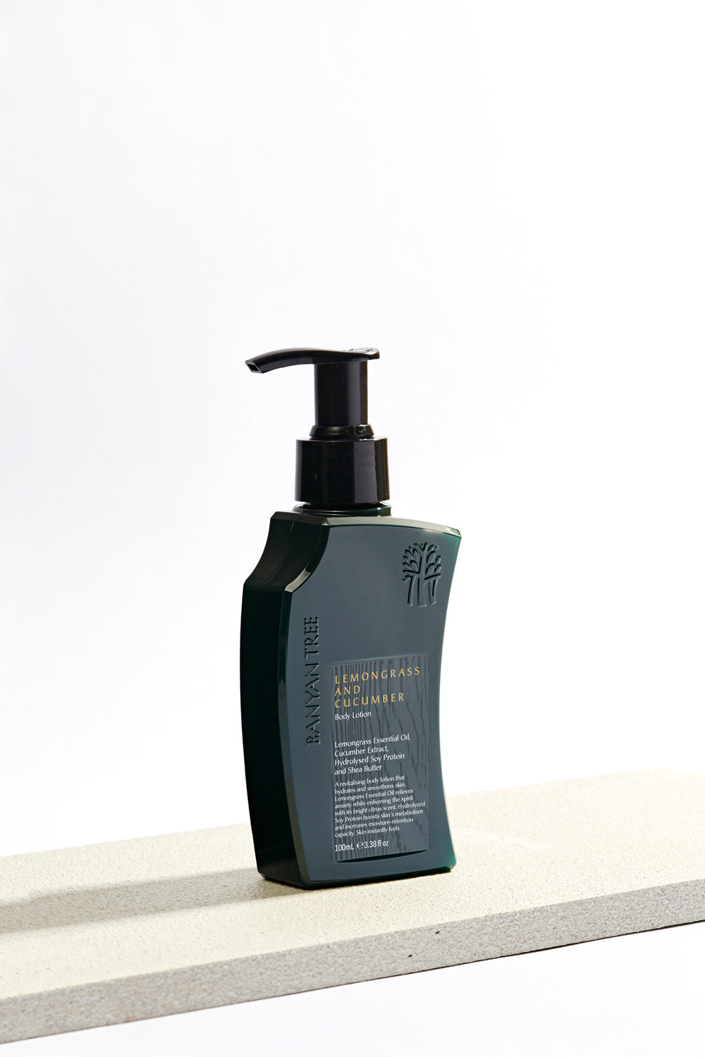 Lemongrass and Cucumber Body Lotion - Banyan Tree Gallery