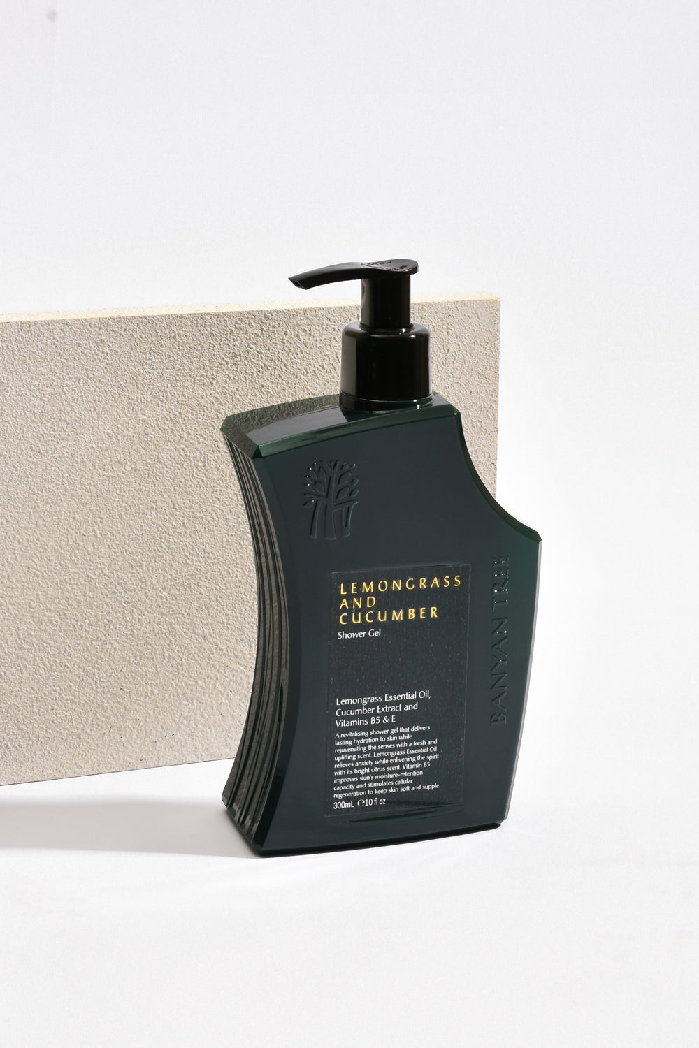 Lemongrass and Cucumber Shower Gel - Banyan Tree Gallery