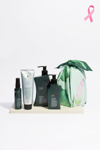 Coconut and Seaweed Sun Care Range