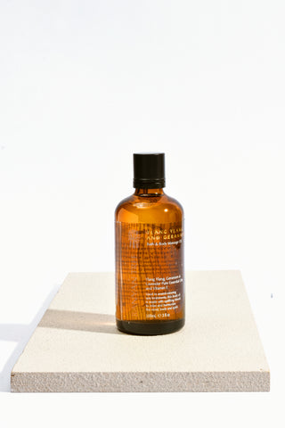 Ylang Ylang and Geranium Bath & Body Massage Oil | Love - Banyan Tree Gallery