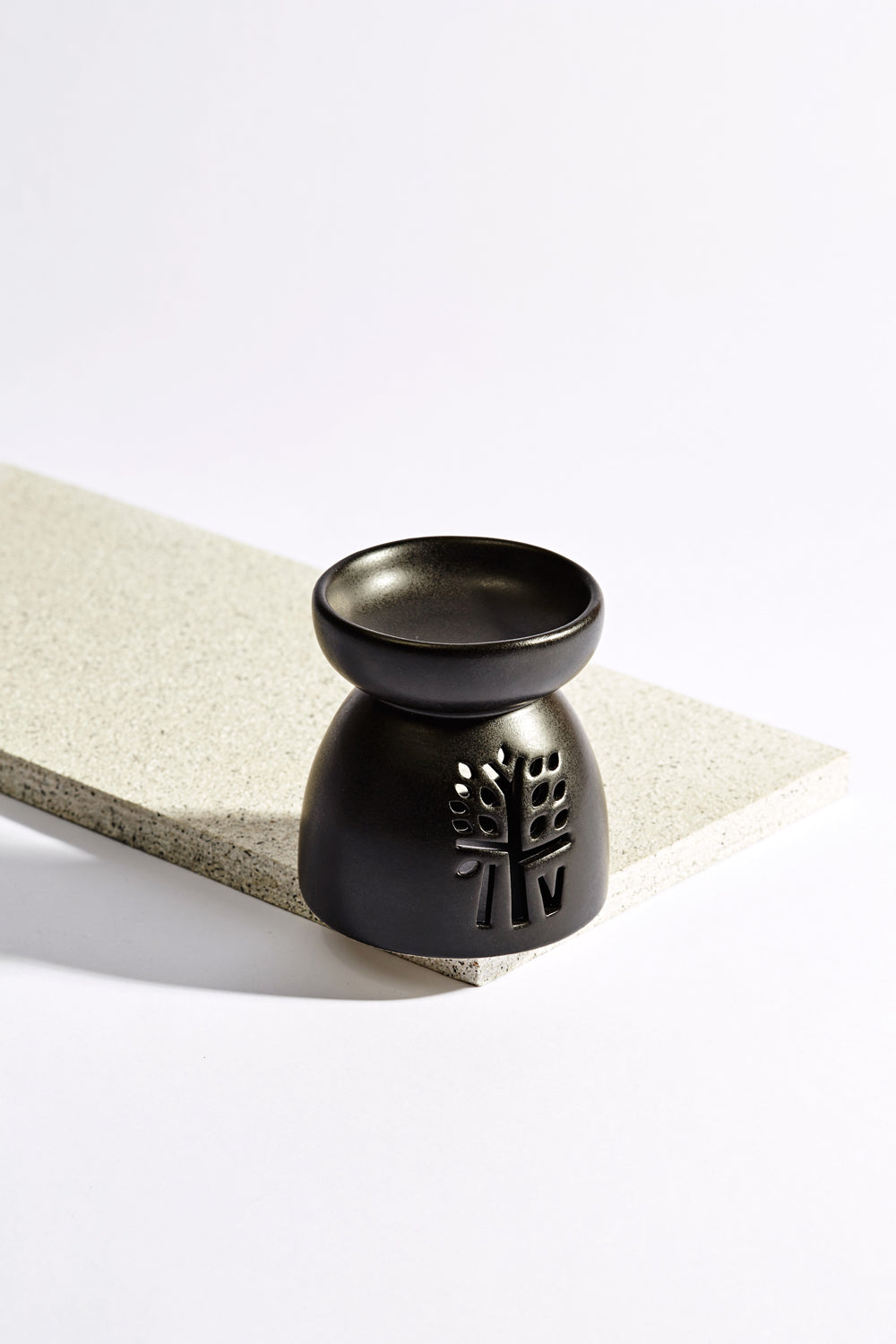 Black Oil Burner - Mini - Banyan Tree Gallery