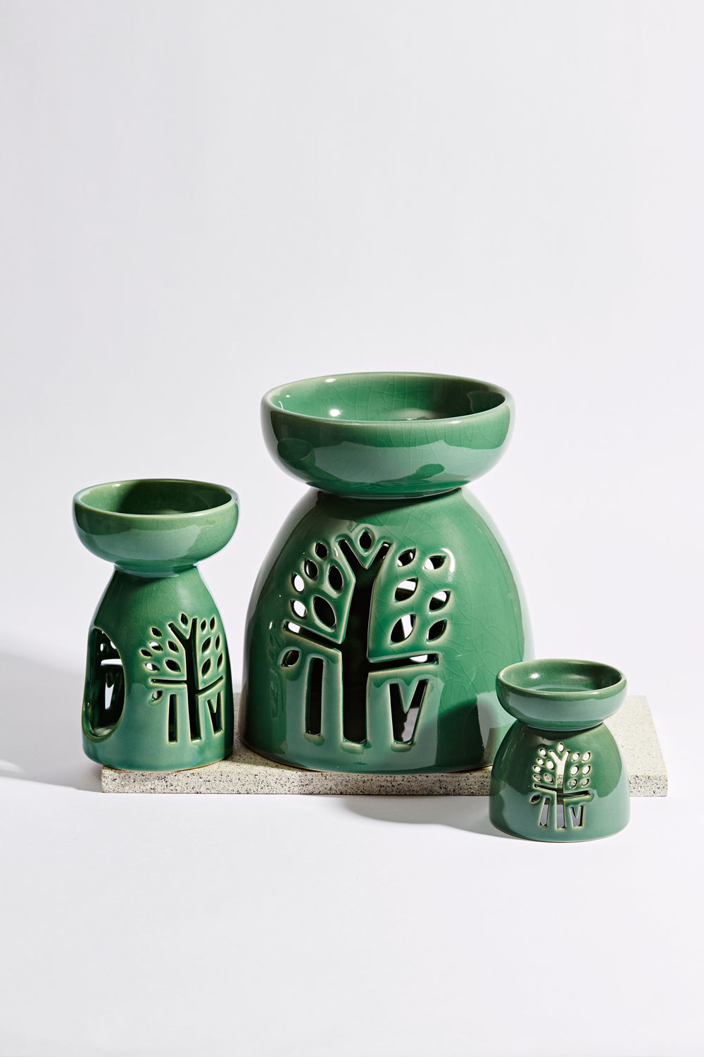 Classic Oil Burner - Medium - Banyan Tree Gallery