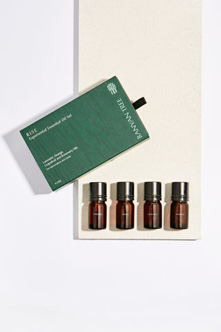 Experiential Essential Oil Kit - Rise - Banyan Tree Gallery