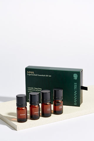 Experiential Essential Oil Kit - Soul - Banyan Tree Gallery