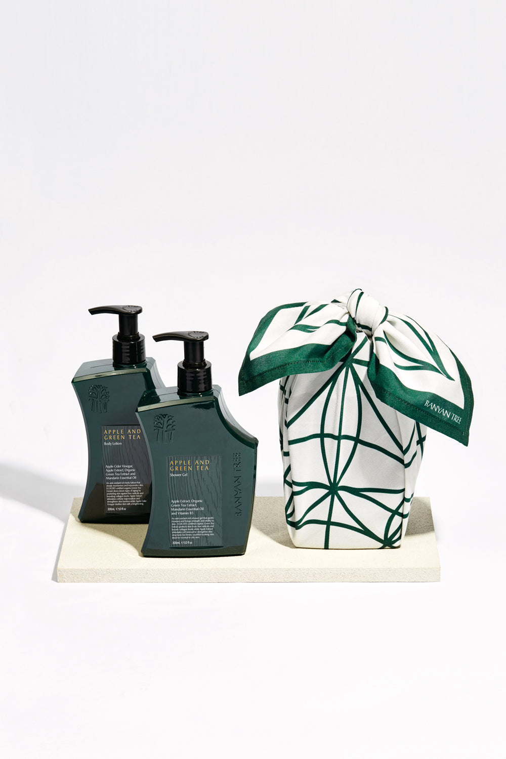 Apple and Green Tea Purity Gift Set - Banyan Tree Gallery