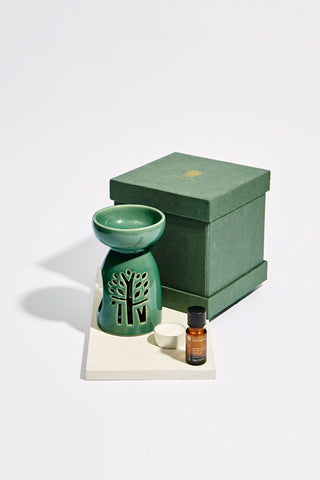 Festive Oil Burner - Large