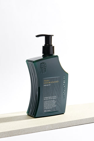 Thai Chamanard Bath Oil - Banyan Tree Gallery
