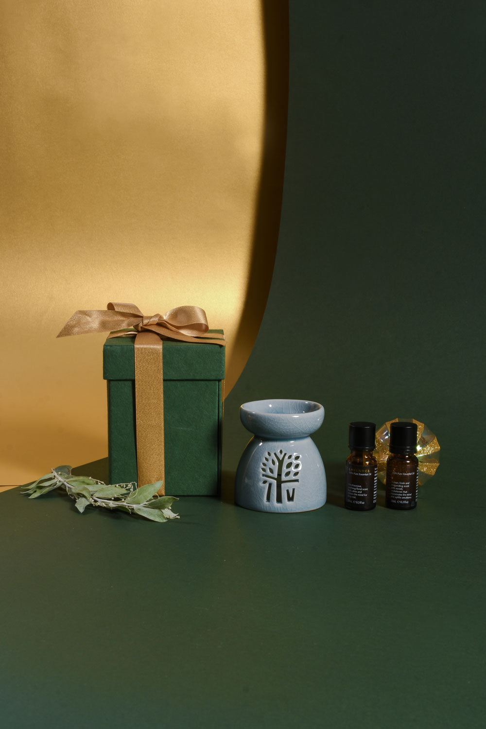 Spirit of Christmas Aromatherapy Kit (Small) - Banyan Tree Gallery