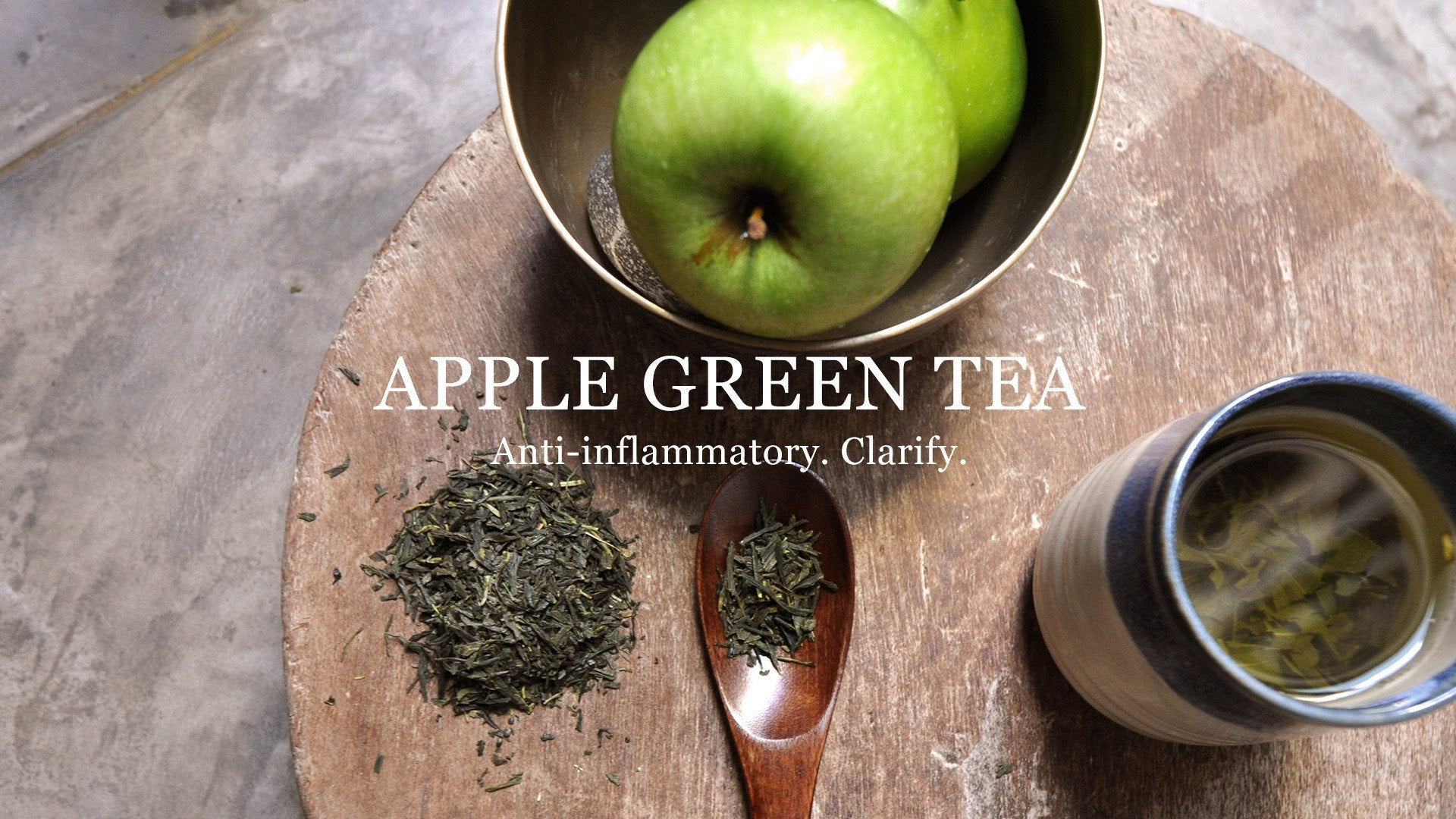 Banyan Tree Apple Green Tea Collection