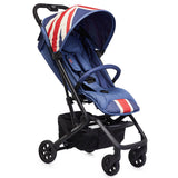 Silla MINI by Easywalker Buggy XS Union Jack Vintage