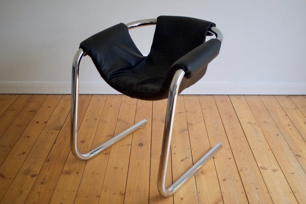 Geoffrey Harcourt sling chair