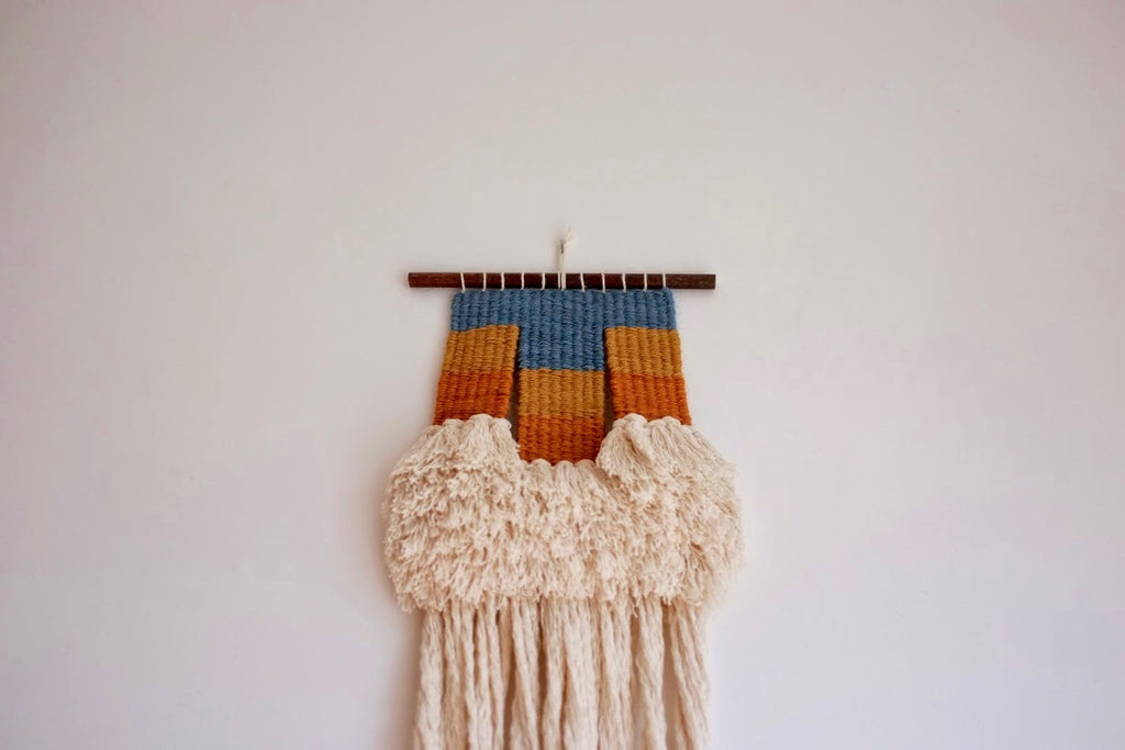 Woven wall hanging - Mini Drift