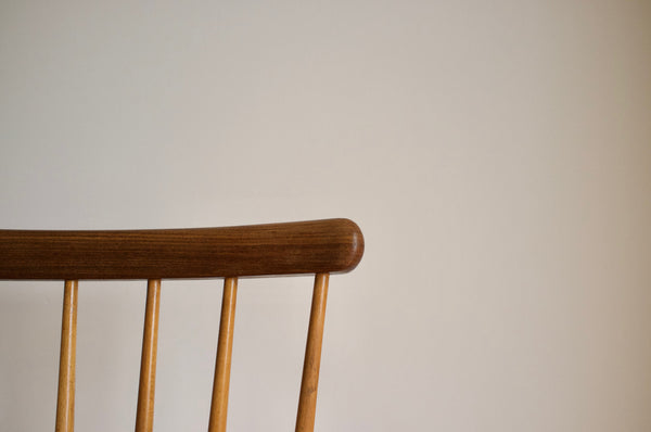 Poul Volther spindle back chair