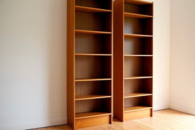 Danish bookcases (2)