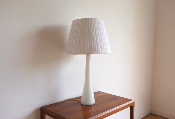 Holmegaard table lamp