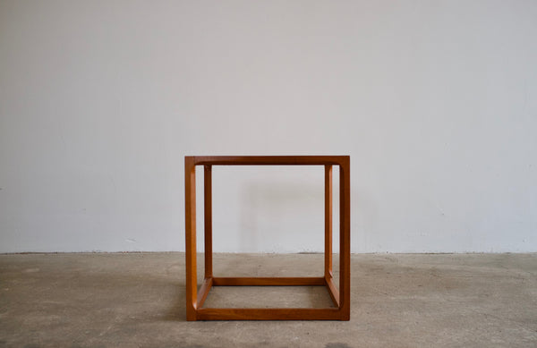 Aksel Kjersgaard cube table