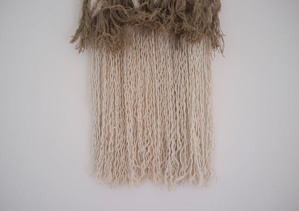 Woven wall hanging - Linum