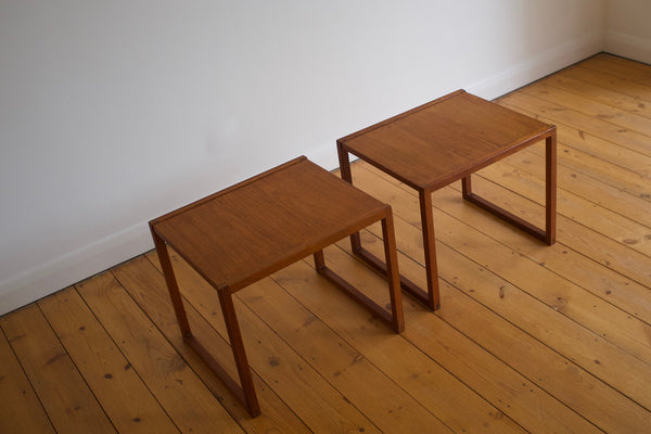 Kai Kristiansen side tables