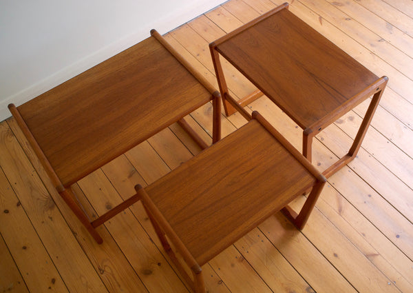 Georg Jensen Kubus nesting tables