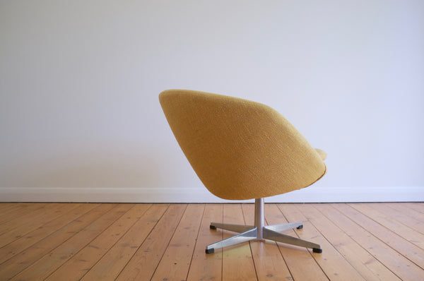 Overman Pod swivel chair