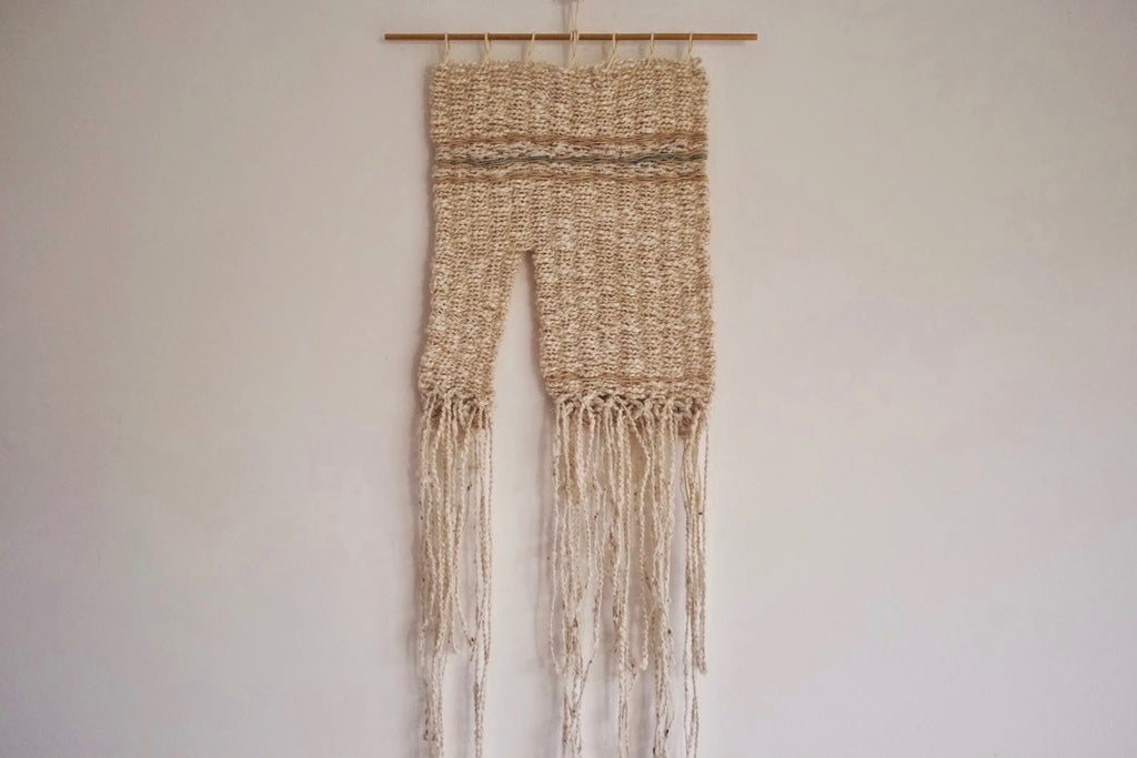 Woven wall hanging - Grace