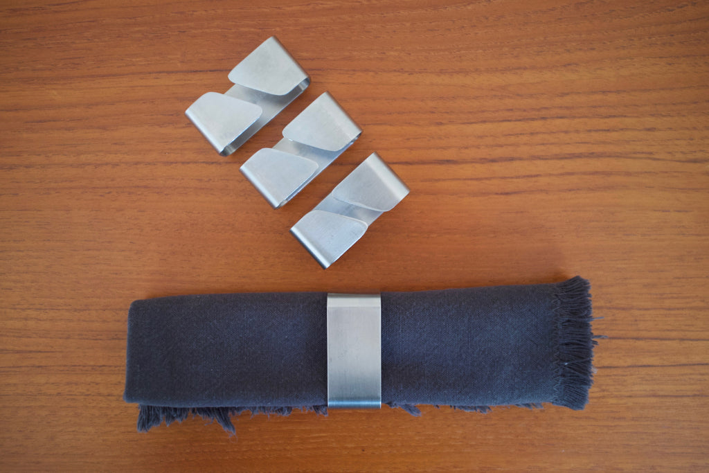 Danish Modern napkin holders (4)
