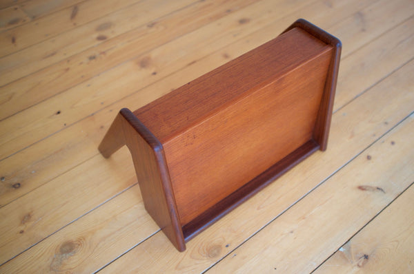 Danish wall mounted drawer