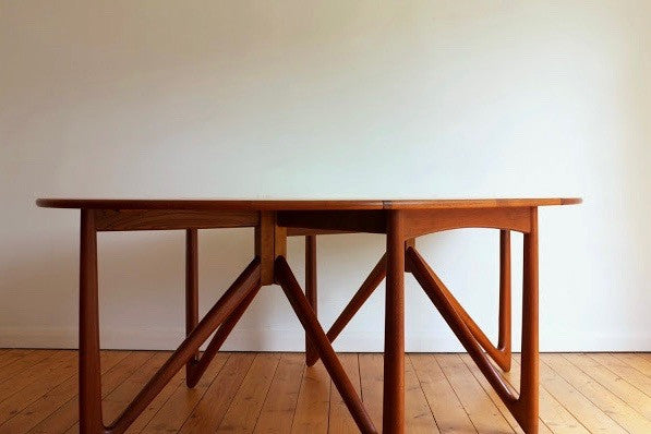 Kurt Ostervig dining table